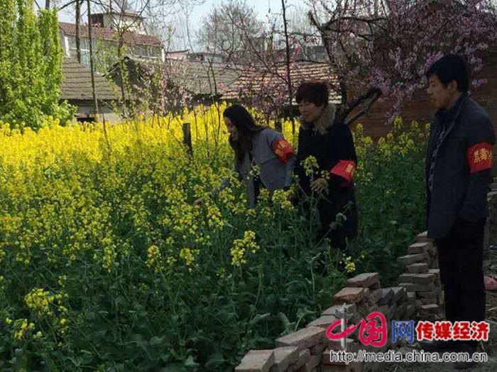 安徽临泉县妇联大力开展春季铲毒宣传活动