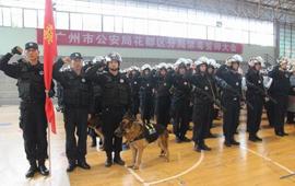 广州市花都区2016—2017年禁毒工作成效