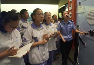 山东桓台:依托多媒体智能宣传 筑牢青少年防毒根基