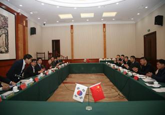 中韩缉毒执法协作会议(山东区域)在青岛市召开