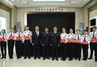 北京铁路系统查毒优秀安检员获表扬奖励