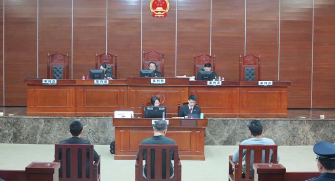 蔡东家涉黑制贩毒案获广东省高院判决