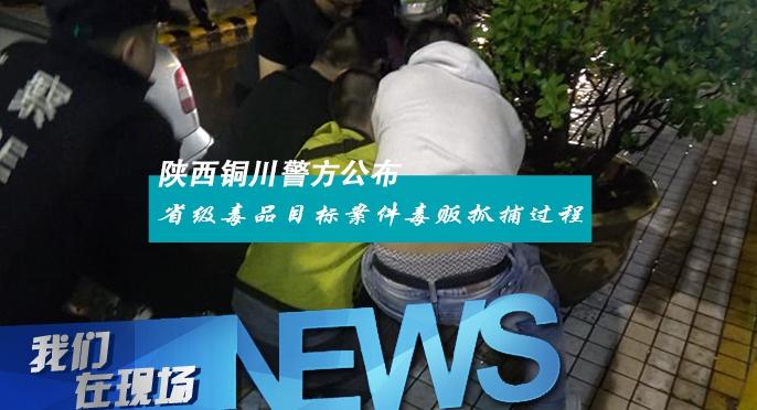 我们在现场(36)|陕西铜川警方公布省级毒品目标案件毒贩抓捕过程