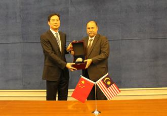 第二届中马禁毒合作双边会议在京举行