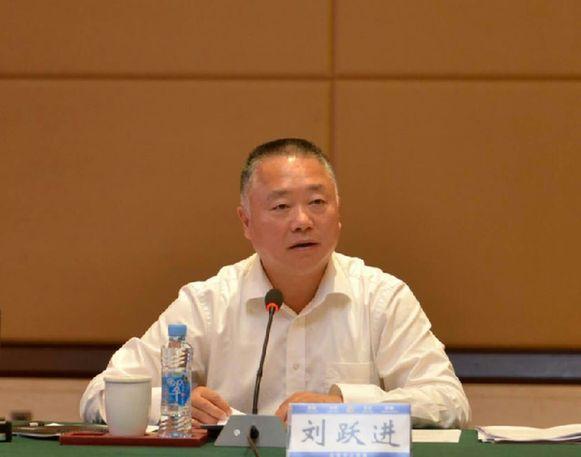 刘跃进一行到江西省调研禁毒工作